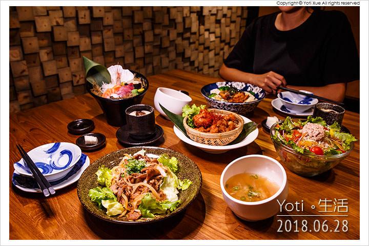 [花蓮食記] IKIE いき 居食屋   市區日式居酒屋的宵夜好選擇, 中午晚上時段也有開喔~〈試吃邀約〉