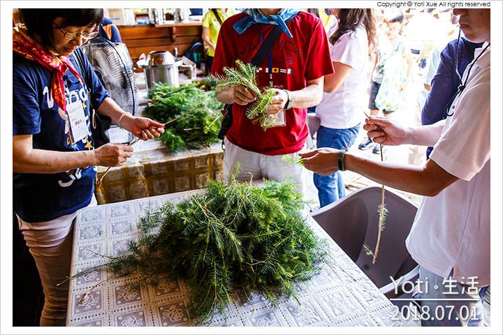 [花蓮玉里] 紐澳華溫泉山莊 | 茶樹精油 DIY 體驗, 森林園區導覽解說, 溫泉住宿