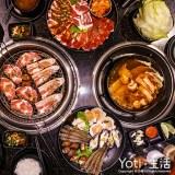 [花蓮食記] 石屋燒肉火鍋 | 燒烤吃到飽餐廳在地人首選推薦!火烤兩吃, 當日壽星優惠還半價唷!(試吃邀約)