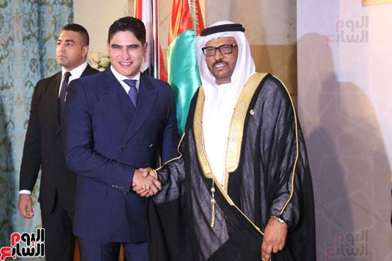 رجل الأعمال أحمد أبو هشيمة يهنئ الأمارات بعيدها الوطنى