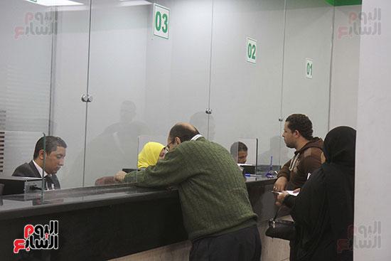 استخراج بطاقات الرقم القومى وشهادات الميلاد من مكاتب البريد (8)