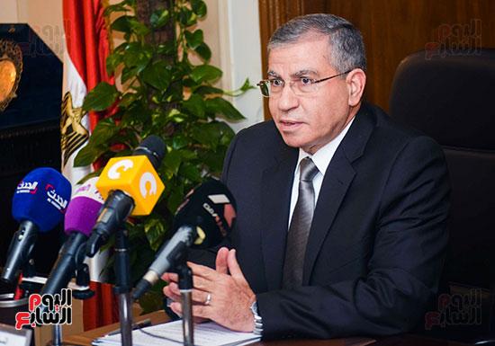 محمد على مصيلحى، وزير التموين والتجارة الداخلية (2)