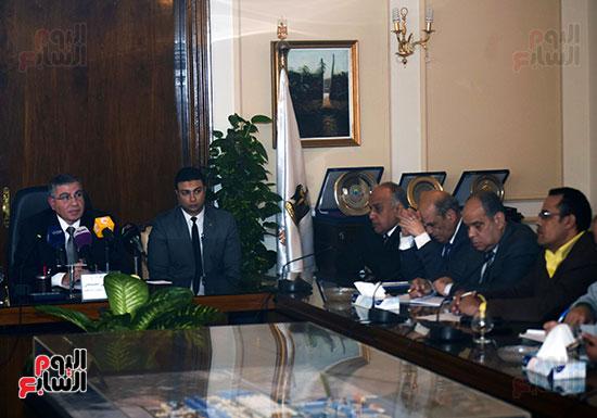 محمد على مصيلحى، وزير التموين والتجارة الداخلية (6)