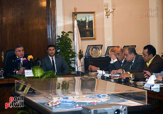 محمد على مصيلحى، وزير التموين والتجارة الداخلية (5)