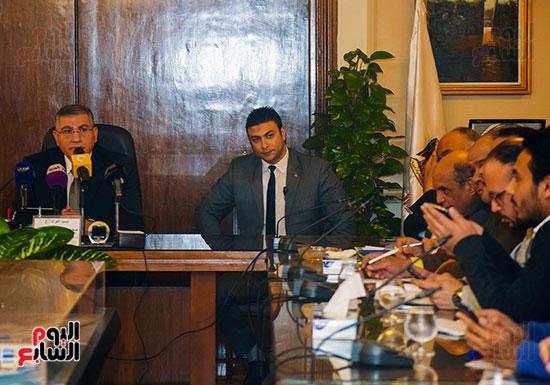 محمد على مصيلحى، وزير التموين والتجارة الداخلية (3)