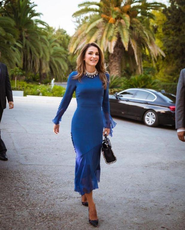 الملكة رانيا (2)