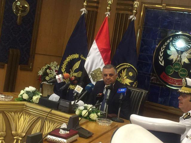 اللواء احمد العمرى