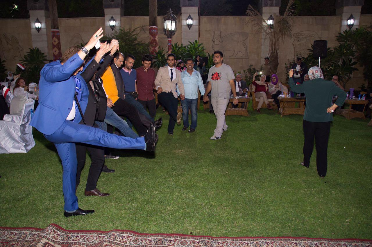 رقصات عراقية