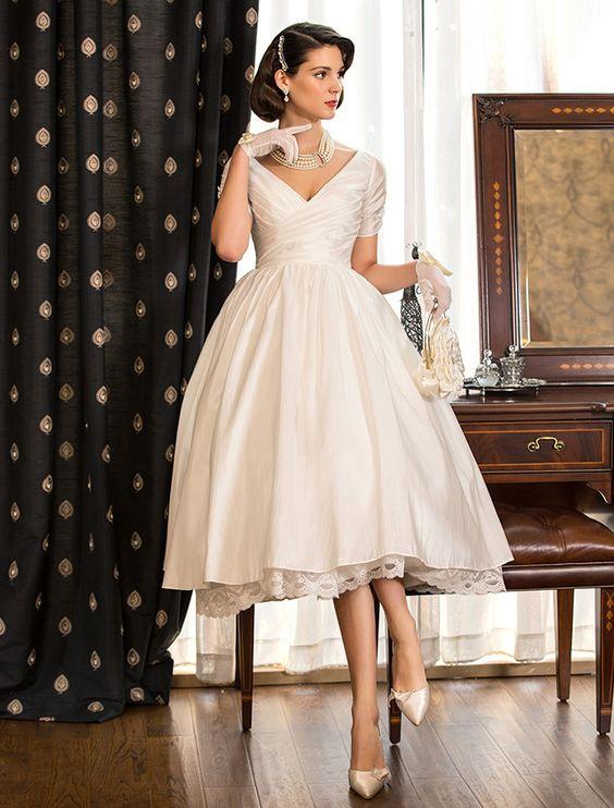 فستان قصير1
