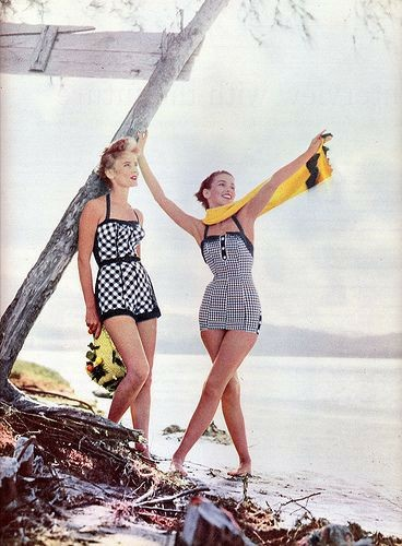 المايوه الخمسيناتى
