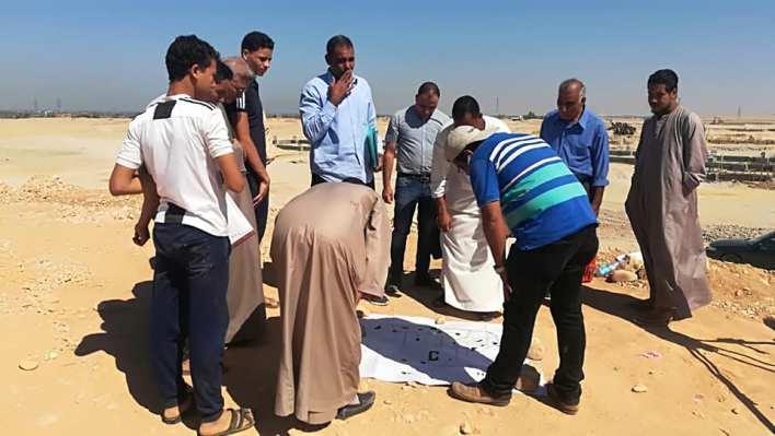 تسليم قطع أراضي جديدة في منطقة البغدادي الصناعية  (4)