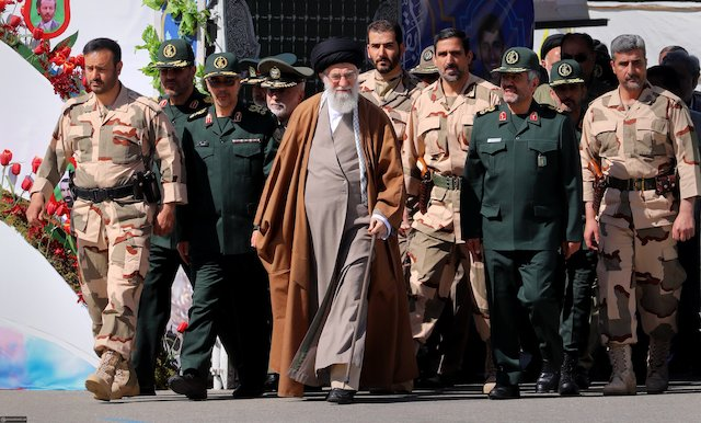الحرس الثورى الايرانى