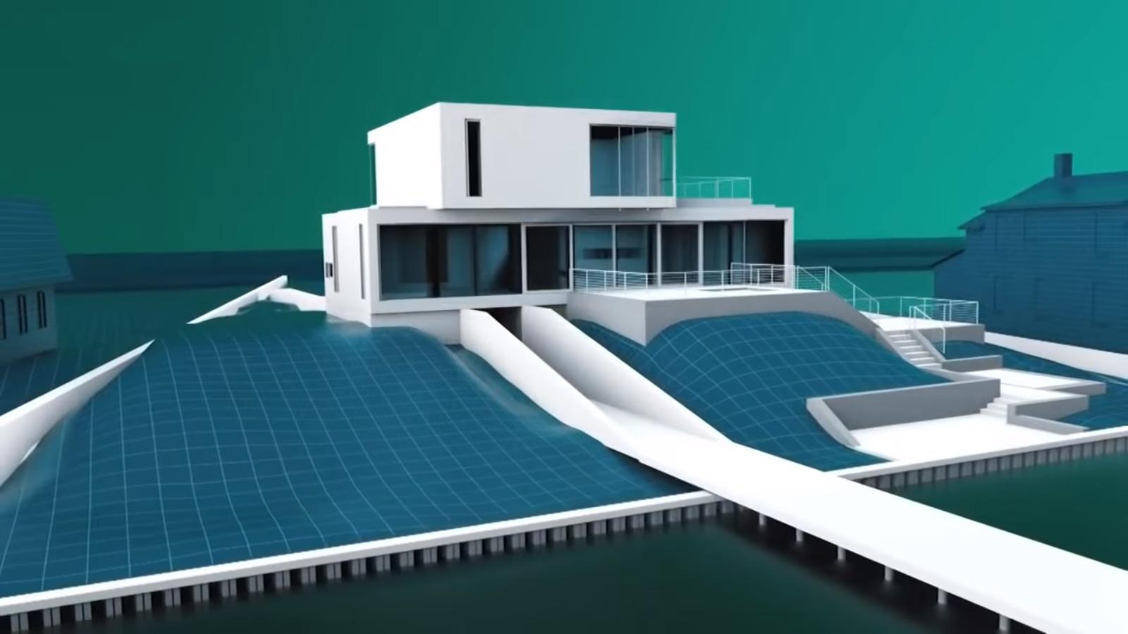 تصميم المنزل