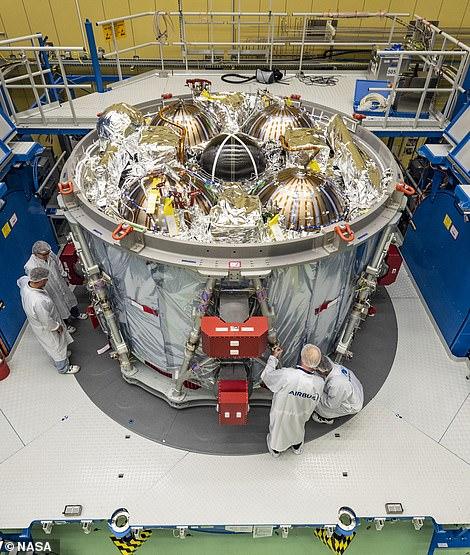 Spatial capsule test