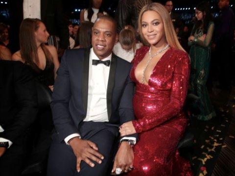 Jay Zhi and Beyonce