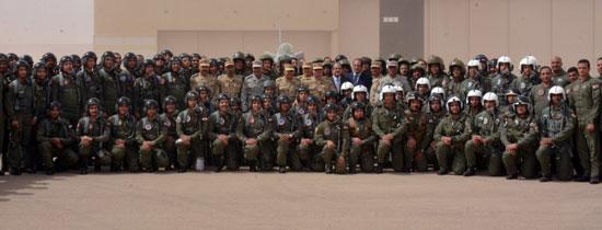أبطال الجيش والشرطة