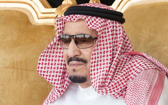 الملك سلمان بن عبد العزيز يشهد تدريب درع الخليج المشترك 1
