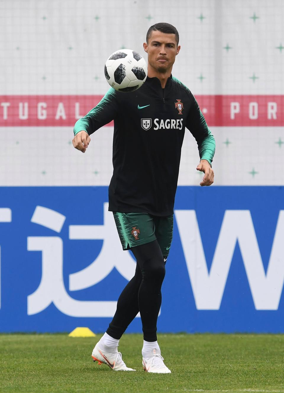 رونالدو نجم منتخب البرتغال