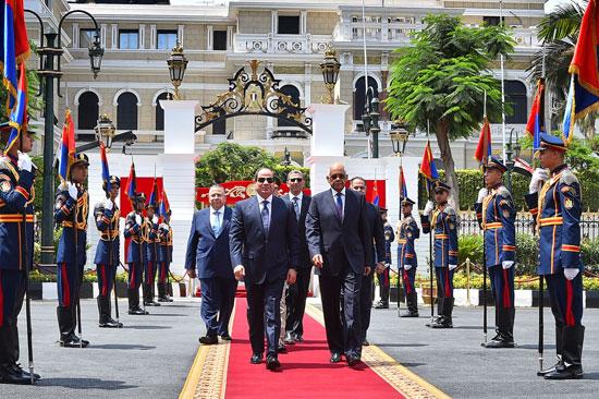 خطاب الرئيس السيسى أمام البرلمان (4)