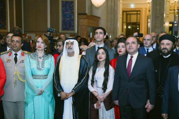 السفاره المصريه بابو ظبى (2)