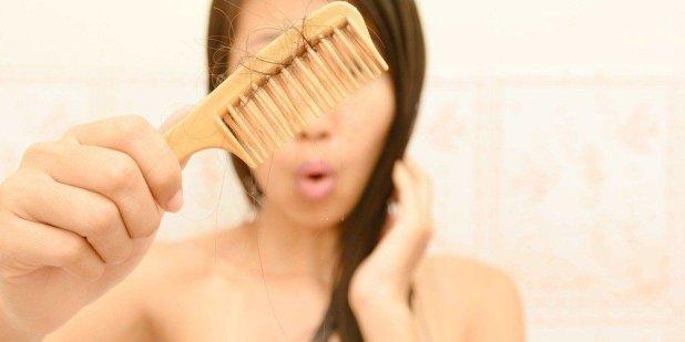 علاج تساقط الشعر 1