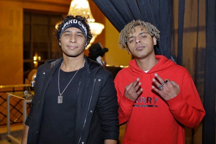 Oka et Ortega