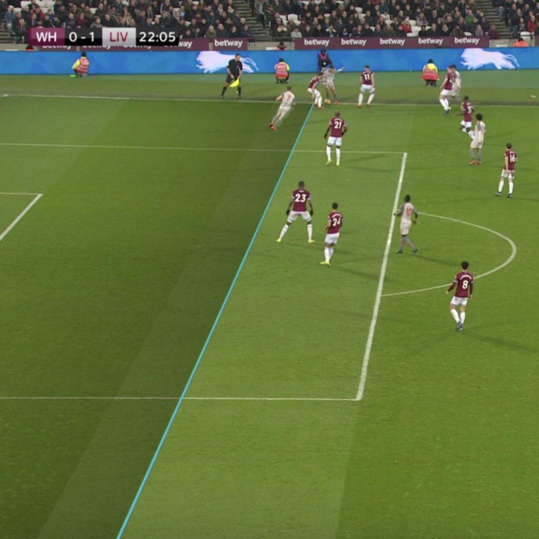Liverpool goal