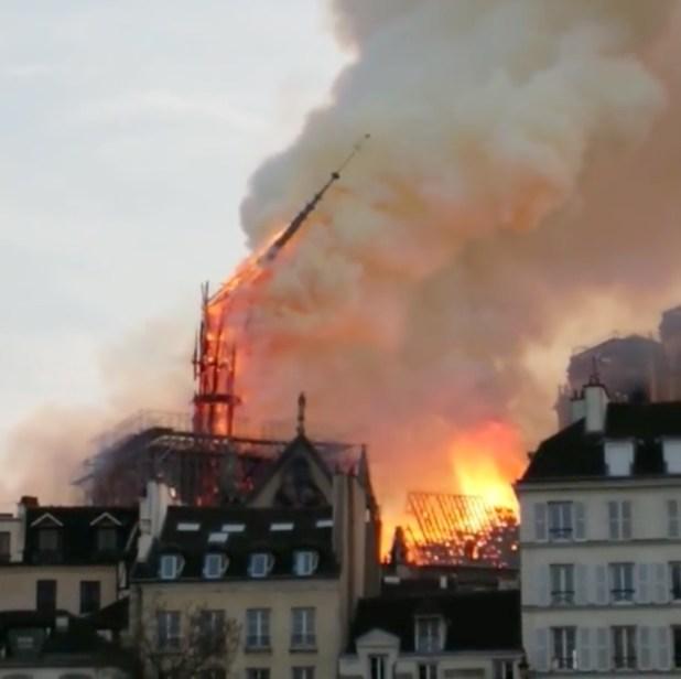 حريق في الكاتدرائية (6)