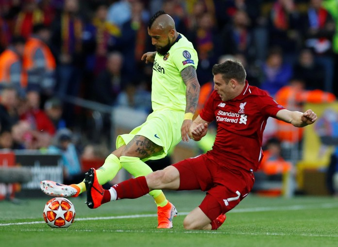 Liverpool v Barcelone (34)