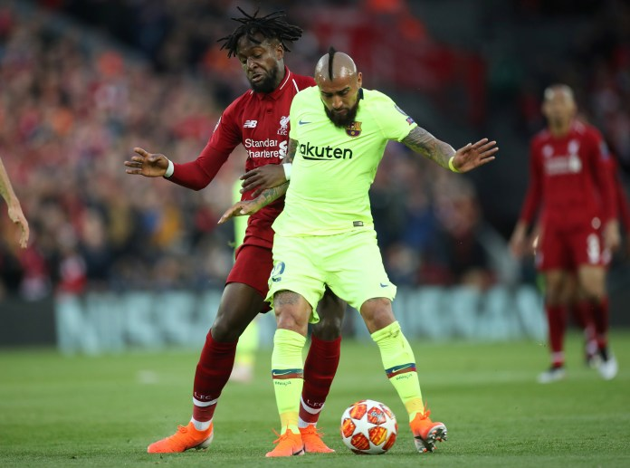 Liverpool v Barcelone (38)