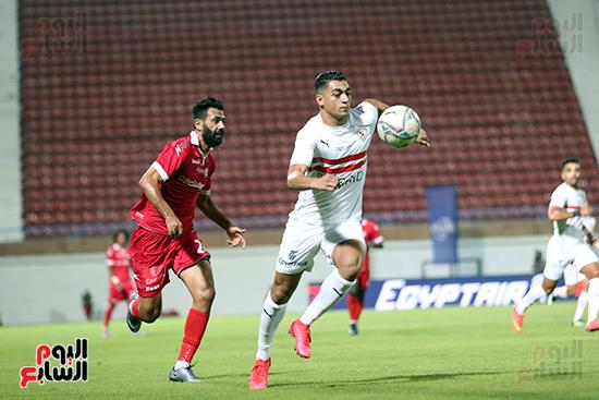 Zamalek and Haras Al Hodoud match (2)