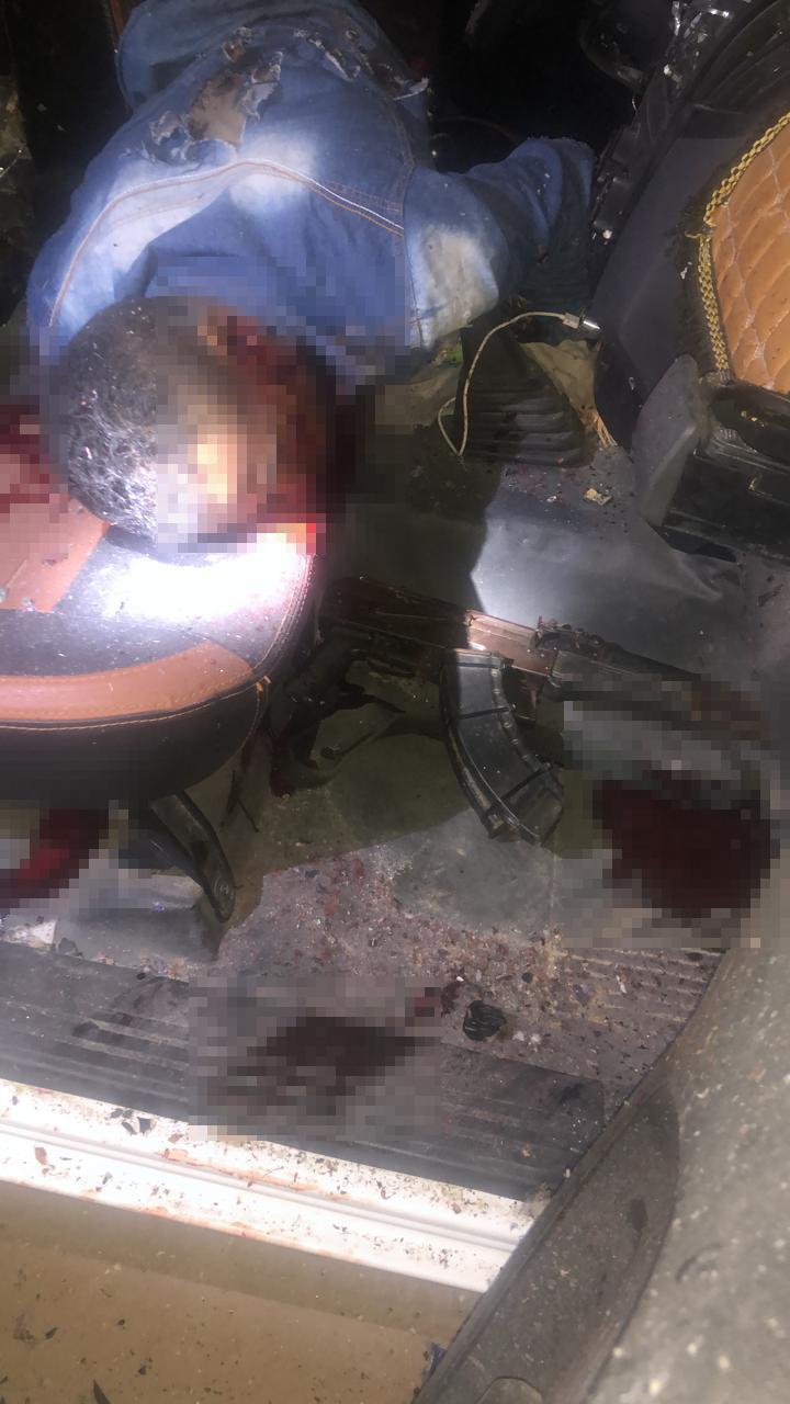 مقتل عنصرين إرهابيين شديدي الخطورةفي اشتباك مع قوات الأمن  بسيناء  (7)