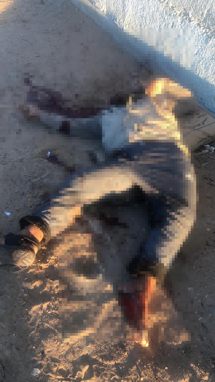 مقتل عنصرين إرهابيين شديدي الخطورةفي اشتباك مع قوات الأمن  بسيناء  (3)
