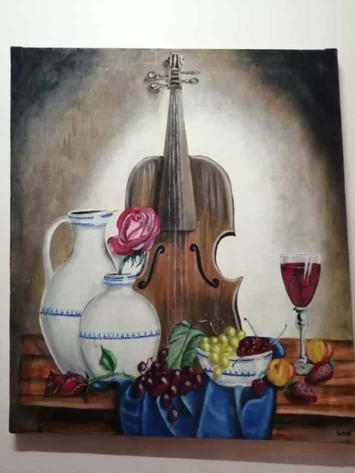 الأعمال الفنية للطبيبة ياسمين جلال (23)