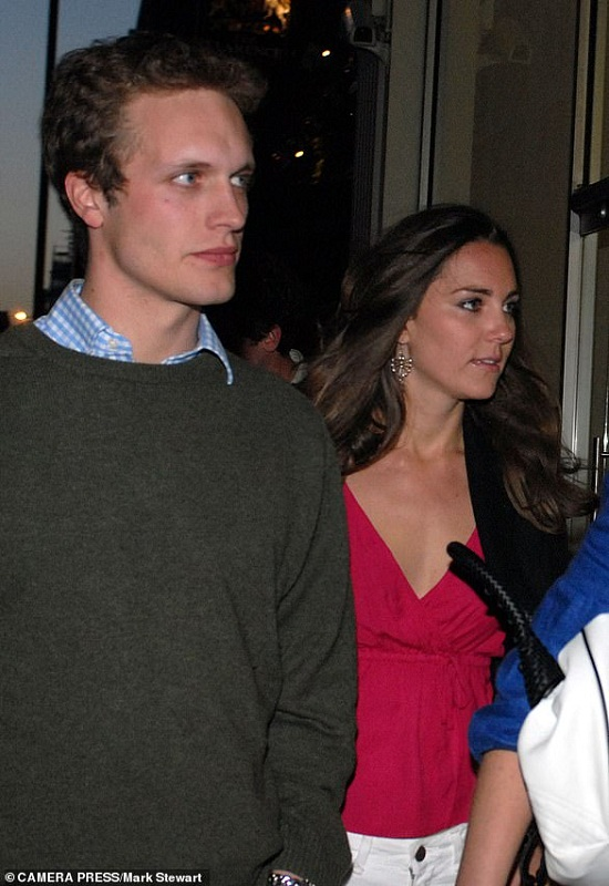 Kate and Henry