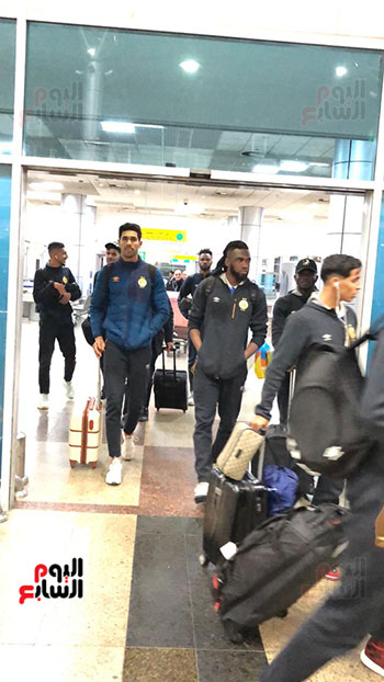 Tunisian Esperance arrives in Cairo (2)