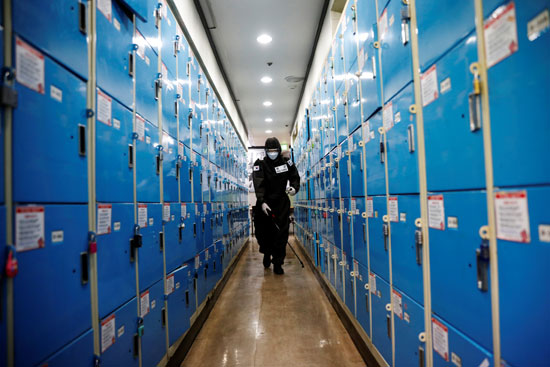 عمليات-تطهير-واسعة-فى-كوريا-الجنوبية