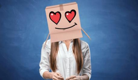 Acknowledgment of love