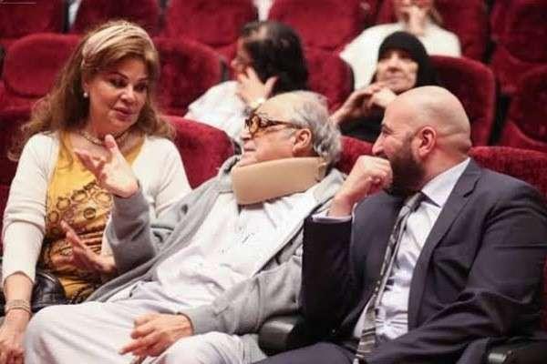 Safaa Abu Al-Saud and Saleh Kamel