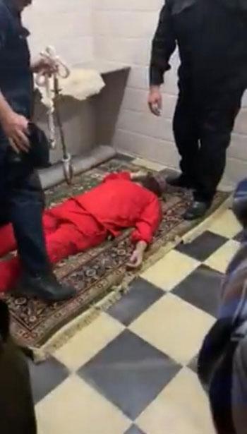 The terrorist Hisham Ashmawi (5)
