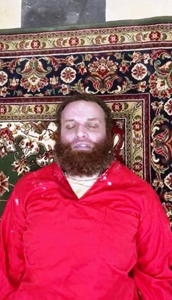 The terrorist Hisham Ashmawi