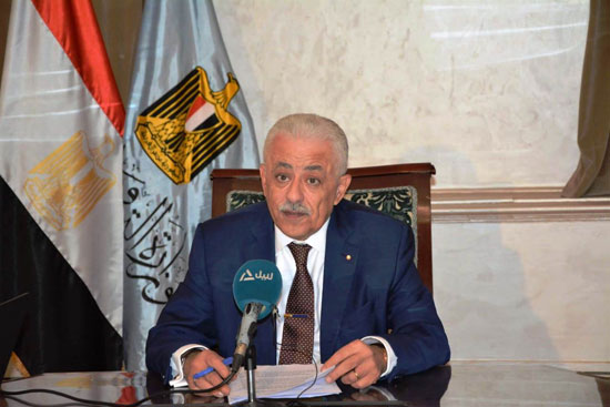 وزير التربية والتعليم يعتمد نتيجة الدبلومات الفنية 2020 (4)