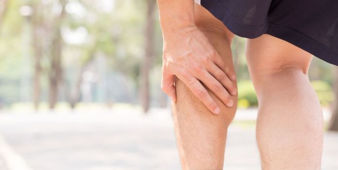 Causes and treatment of calf muscle 1