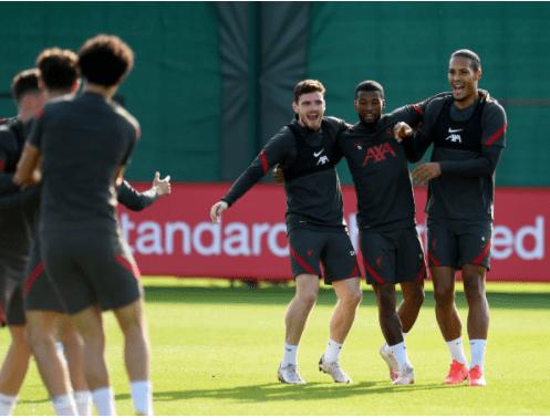 تدريب ليفربول 33