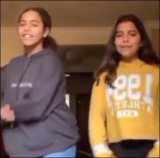 Daughters of Sherine Abdel Wahab (3)