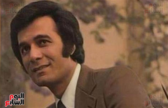 Mahmoud Yassin in his youth
