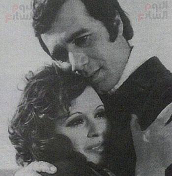 Mahmoud Yassin and Soad Hosny
