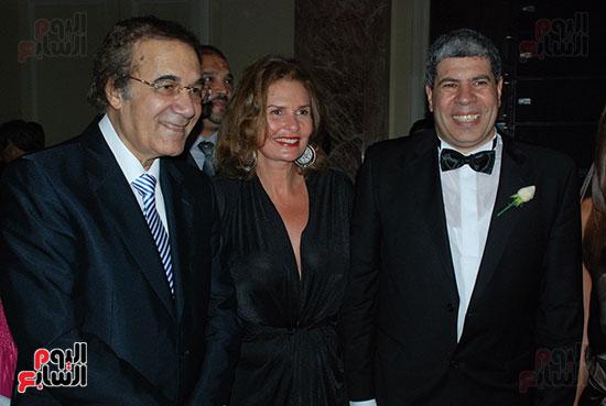 Mahmoud Yassin, Schubert and Yousra