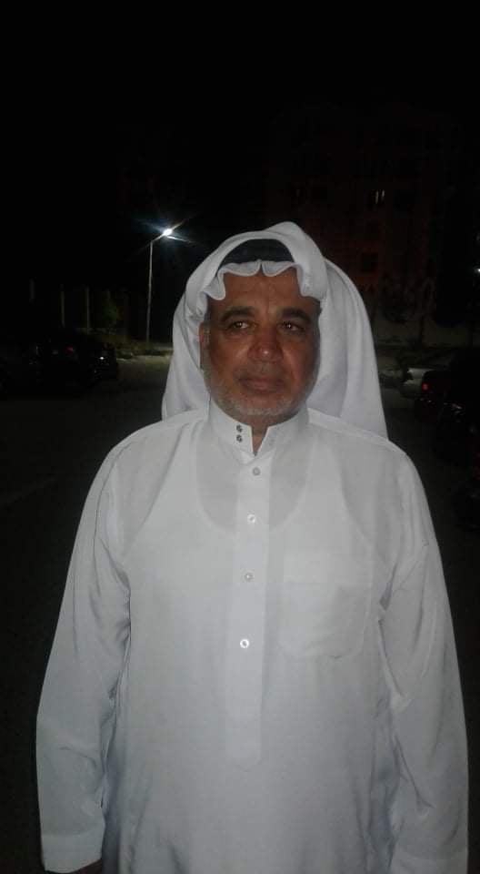 الابن الرابع كامل ضيف الله سليمان ويعمل محاسب بدرجة مدير عام فى شركة كهرباء القناه