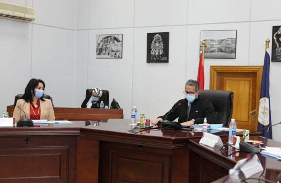 اجتماع-مجلس-إدارة-صندوق-السياحة-برئاسة-الدكتور-خالد-العناني